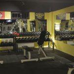 etimesgut spor salonu - arena gym